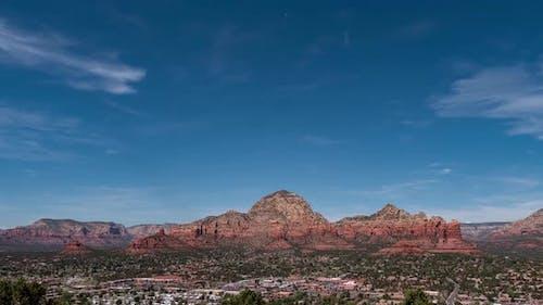 Sedona in Arizona Landscape