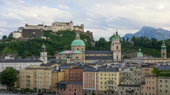 Thumbnail for Evening Austrian Salzburg