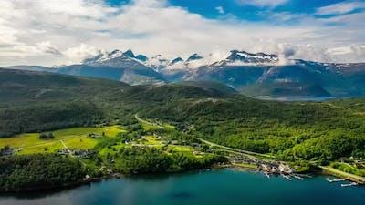 Beautiful Nature Norway Natural Landscape