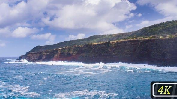 Thumbnail for Atlantic Ocean Coastline on Azores
