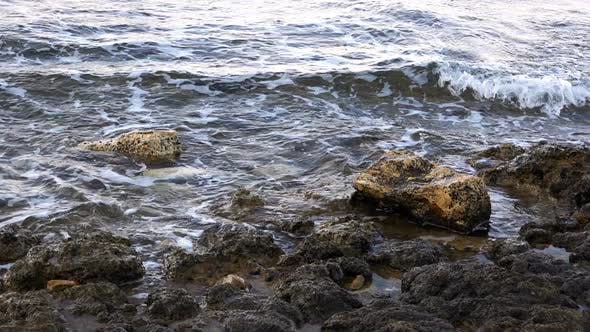 Thumbnail for Seaside Waves And Rocks 4
