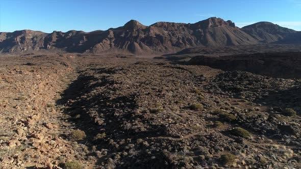 Thumbnail for Volcanic Desert Land