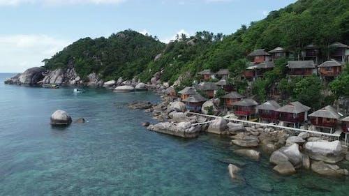 Shark Bay On Koh Tao