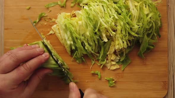Thumbnail for The Cook Cuts the Cabbage 2