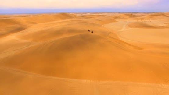 Thumbnail for Wilderness in the Namib Desert