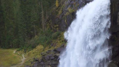 View Of The Krimml Waterfalls 4