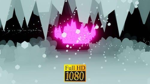 Eis-Gefangenschaft HD