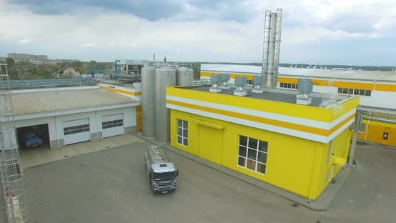 Industrial Factories And Buildings