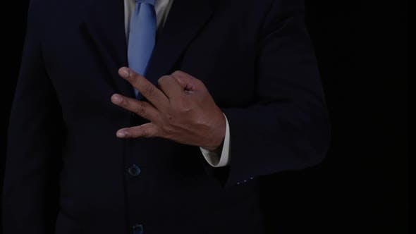 Cover Image for Three Count Hand Sign