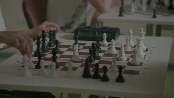 Thumbnail for Playing Chess In The University