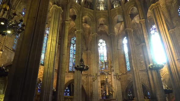 Cover Image for Building Catedral De Barcelona 2