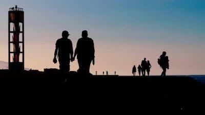 Walk People Walk