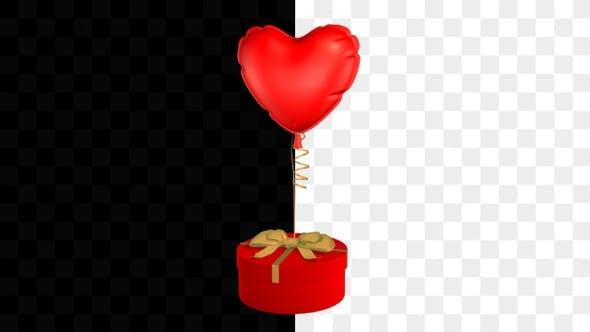 Thumbnail for Gift Balloon Heart