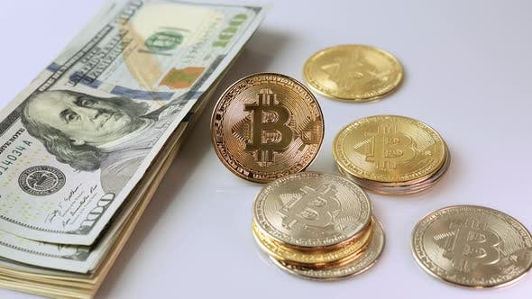 Money and bitcoins