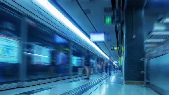Thumbnail for Hong Kong Subway