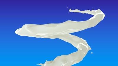 Milk Swirl