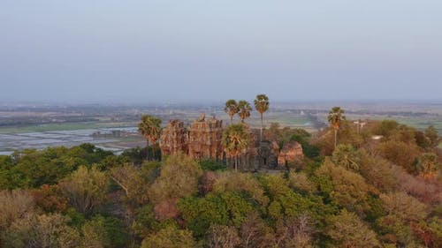 The Enigmatic Hills of Phnom Krom