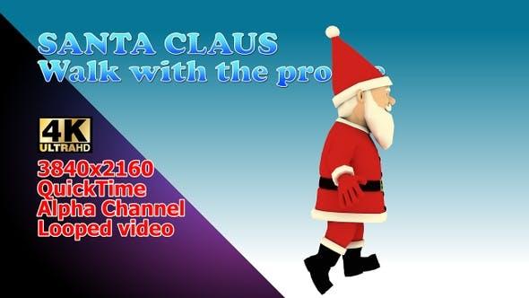 Thumbnail for Santa Go Walk