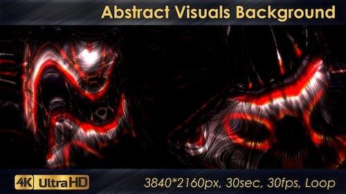 Абстрактные визуальные эффекты