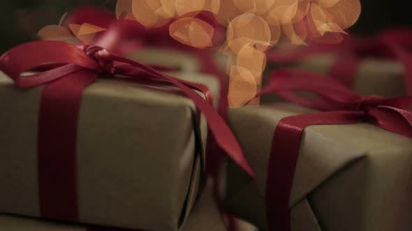Thumbnail for Gift Boxes With Bokeh