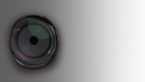 Aperture of the Diaphragm on the Photographic Lens