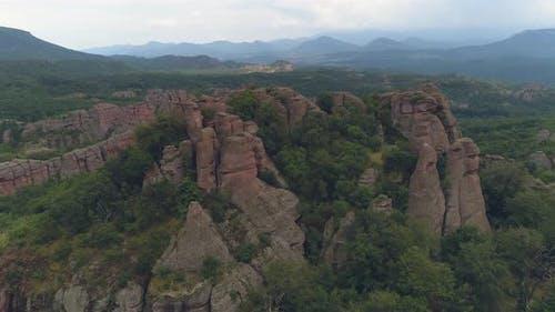 Stunning View Over Belogradchik Rocks