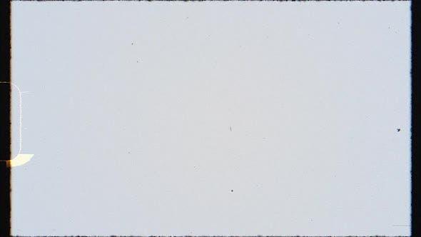 Super 8mm Film Frame