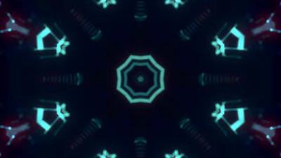 Bokeh Cyberpunk Lights