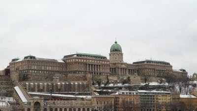 Buda Castle is the historical castle
