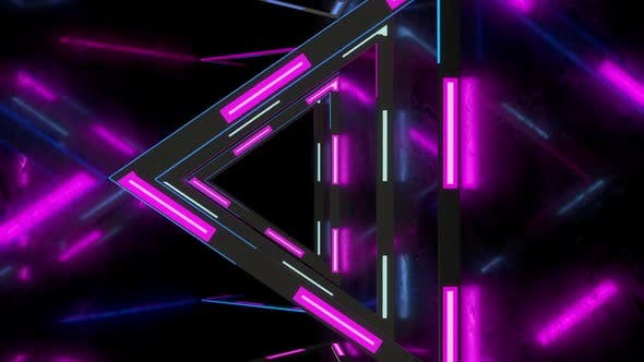 Dreieck Licht 07 Hd