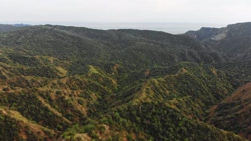 V Ashlovani National Park Landscape