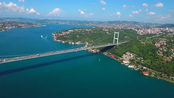 Cover Image for Istanbul Bosphorus Bridge