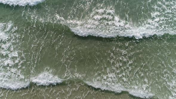 Thumbnail for Sea Wave Beach Aerial