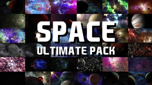 Pack Space Ultimate