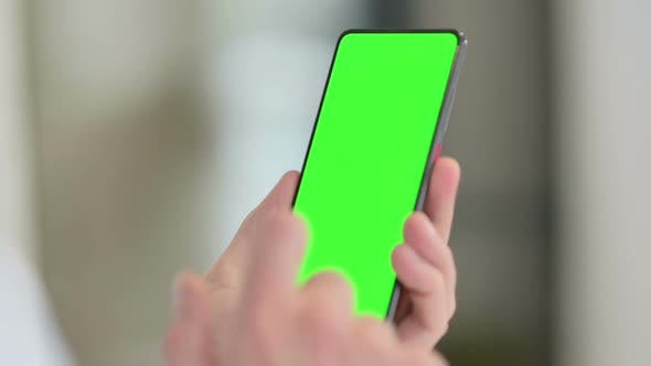 Thumbnail for Using Green Chroma Key Screen Smartphone