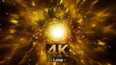 Gold Energy Loop 4K