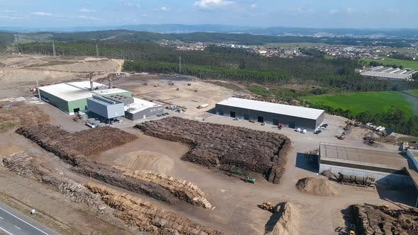 Wood Processing Factory