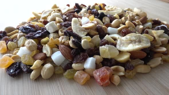 Thumbnail for Dried Fruit And Nut Mix