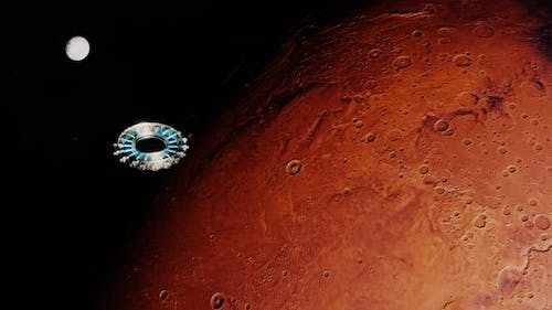 Astronomy Research on Mars
