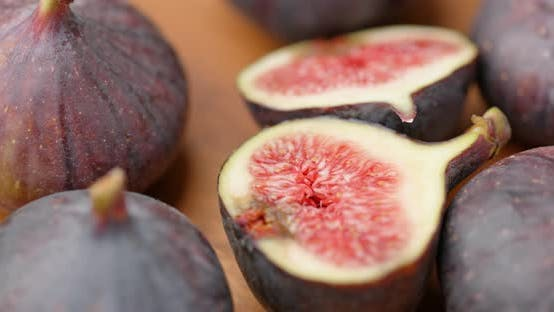 Ripe of Common fig