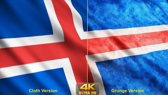Thumbnail for Iceland Flags