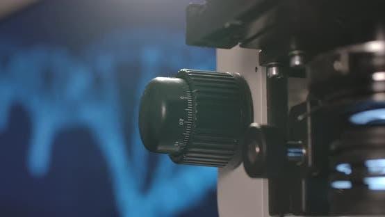 Manual Microscope
