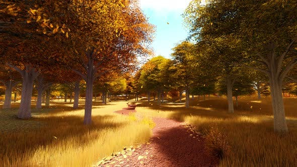 Thumbnail for Autumn In The Park