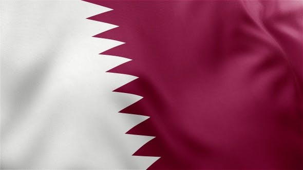 Cover Image for Qatar Flag