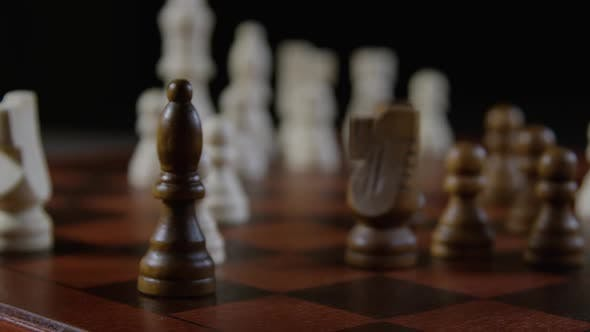 Thumbnail for Player Moving Bishop Chess Piece 16