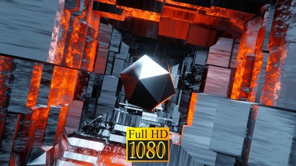 Millstone-Tunnel des Feuers HD