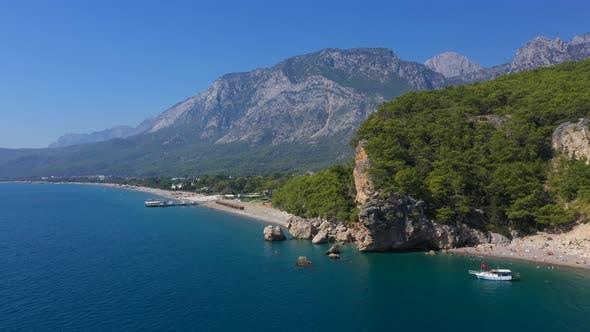 Thumbnail for Coast Near Turkey Mountains