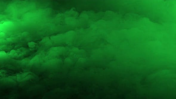 Atmosphere Green Smoke