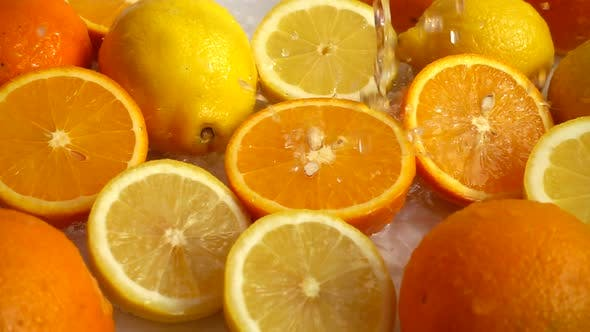Thumbnail for Juicy Oranges and Lemons
