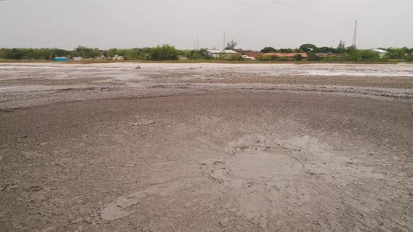 Thumbnail for Mud Volcano Bledug Kuwu, Indonesia